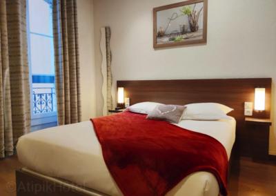 Chambre double Atipik Hôtel